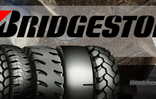 Bridgestone Heavy Equipment Tires and Tread Types
