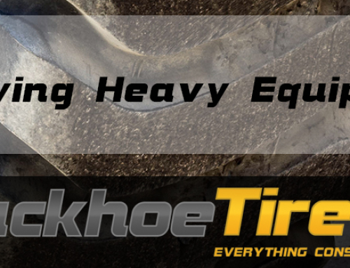Buying Heavy Equipment – Your Choices