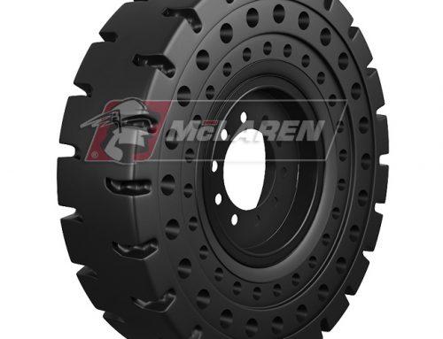Nu-Air All Terrain Solid Telehandler Tires from McLaren