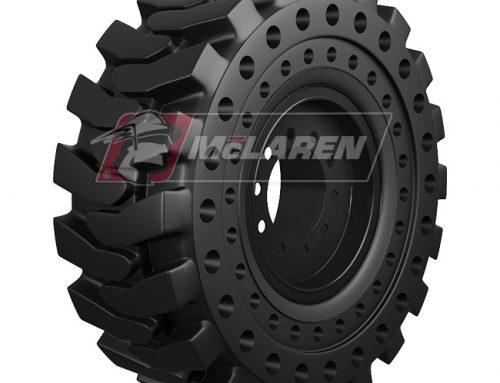 Nu-Air® Dirt Terrain (DT) Solid Telehandler Tires