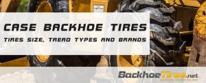 Case Backhoe Tires